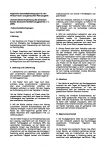 AGB Teile-Verkaufsbedingungen ZDK