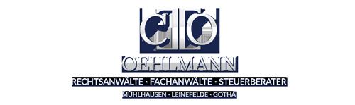 Fachanwälte Leinefelde – OEHLMANN Fachanwaelte Logo